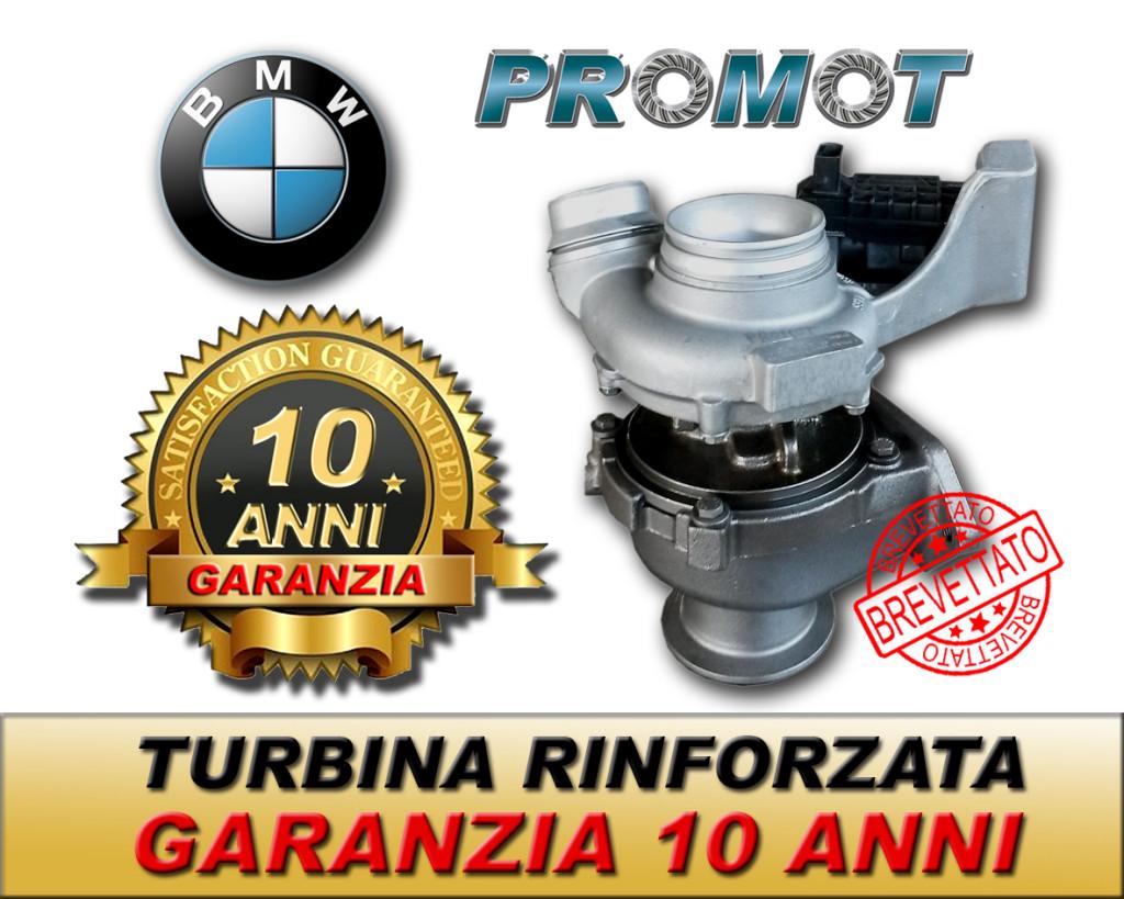 turbine con garanzia 100 anni